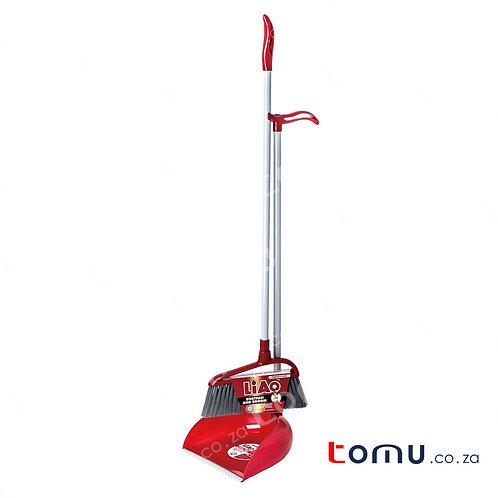 LiAo - Dustpan & Broom Sweeping Set - LAC130006