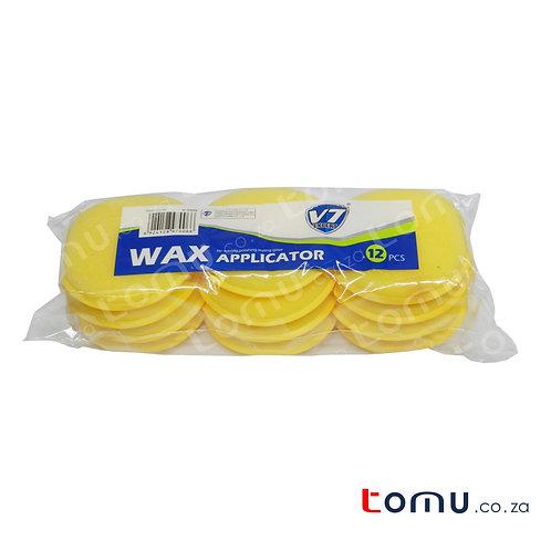 V7 - 12pcs Round Sponges (10.5 x 2cm) - V7006