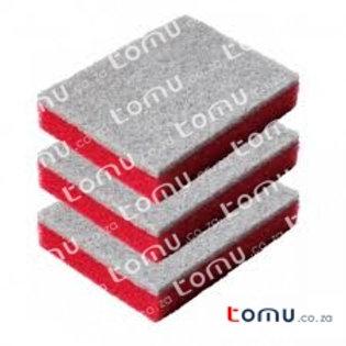 LiAo - Sponge scourer (3 pieces/pack - 13X9.5X2.5cm) - LAH130028