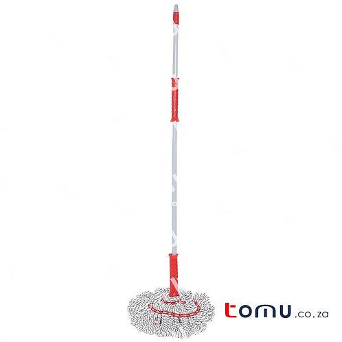 LiAo - Cotton & Microfiber Refill Twist Mop - LAA130089