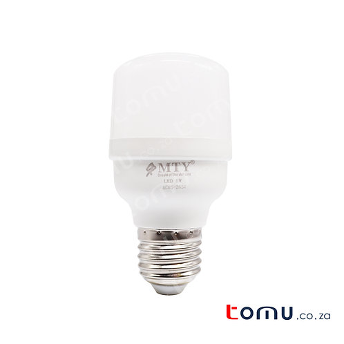 MTY - LED 5W White Light Bulb (90% Energy Saver) – 58805-E27