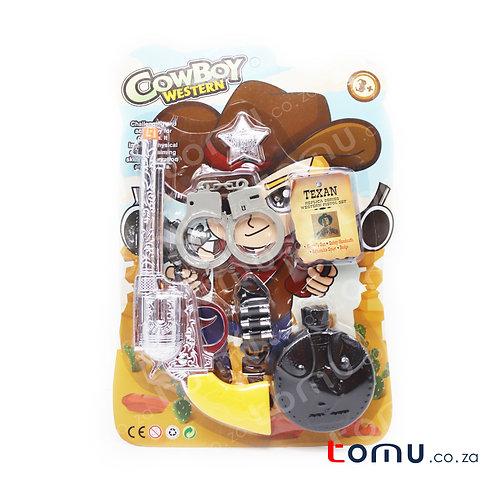 CONDERE TOYS – Western Cowboy Set – HQ866-11S
