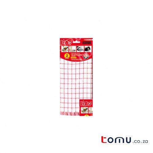 LiAo - Microfiber Kitchen Towel (30x30cm & 30x40cm) - 2pcs/pack - LAG130016