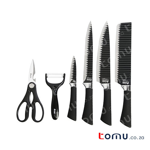 Condere HOME - 6 PCS Kitchen Knife Set - 211008
