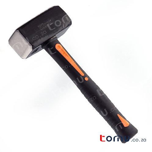 FINDER - TPR Handle Stone Hammer (1000g) - 191077