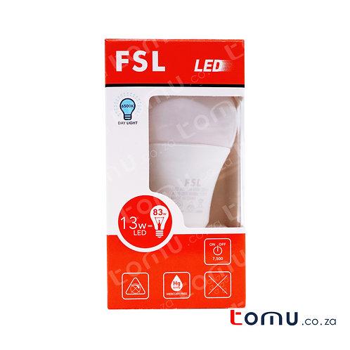 FSL - LED 13W Light Bulb (Neutral White) – E27 – FSLA604