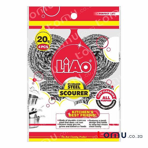 LiAo - Steel Scourer - LAH130048