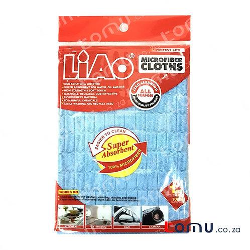 LiAo - Microfiber Cloths (30X40cm) - LAG130012