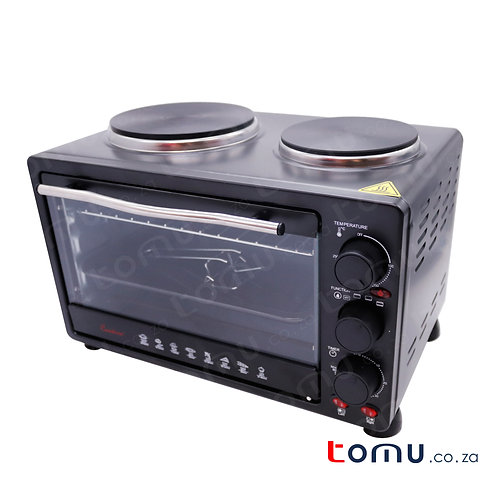 Condere Home - Compact Oven (23 Litres) - TH-12B-2