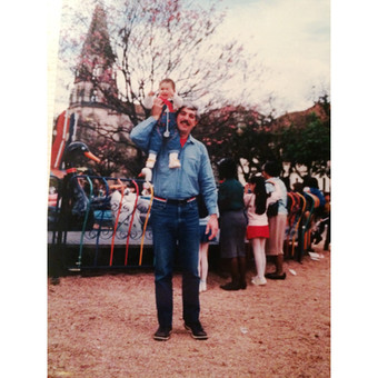 meu pai e eu