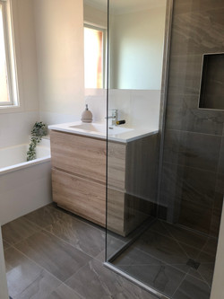 Bathroom Renovation - Cheltenham