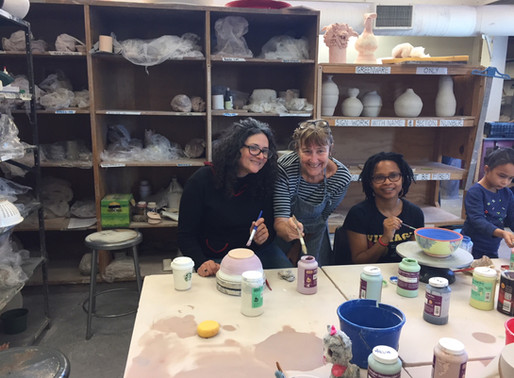 Empty Bowls to Fight Hunger on Earth Day