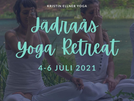 Jädraås Yoga Retreat 4-6/7