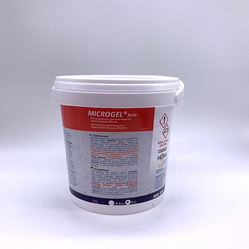 Кислотный гель MICROGEL Free (1кг)