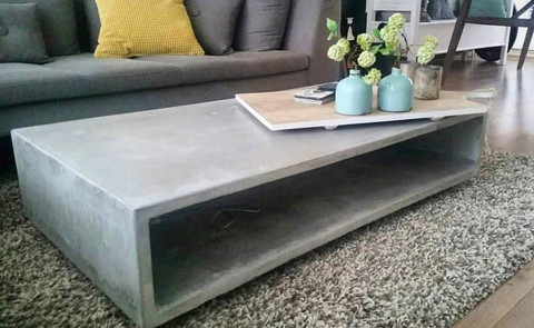 concrete coffee table 3