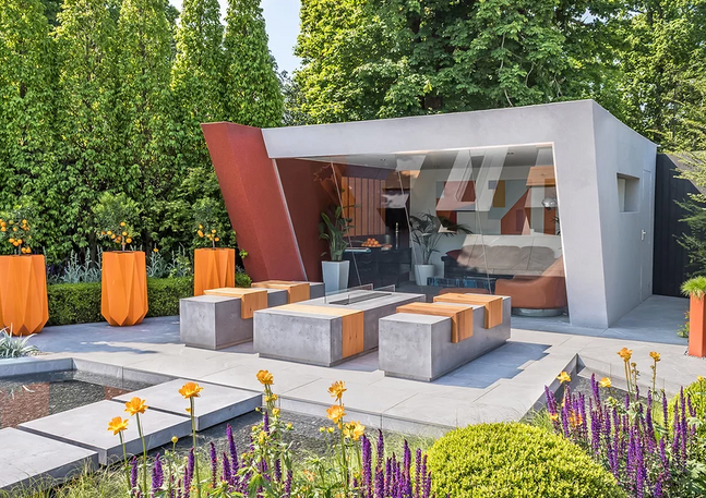 Concrete outdoor furniture firepit.png