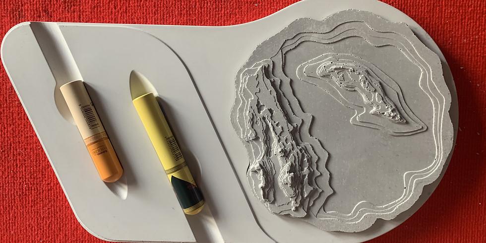 Мастер-класс: изготовление форм из силикона и полиуретана