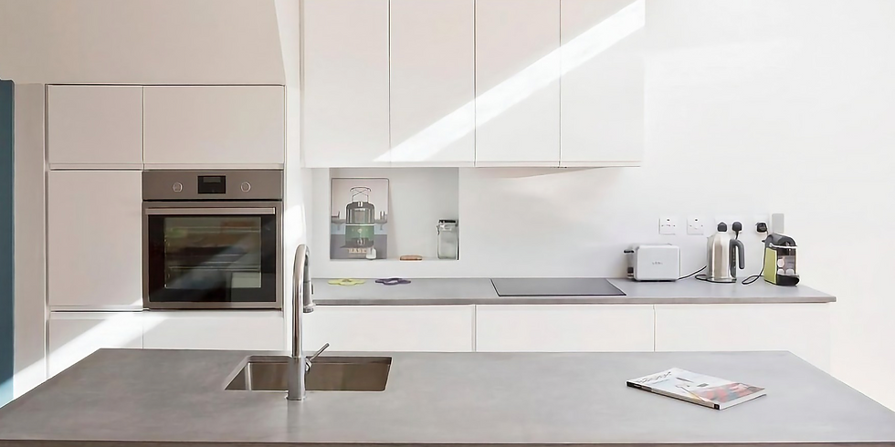 Glass Fiber Reinforced Concrete for interiors: spraying and wet cast