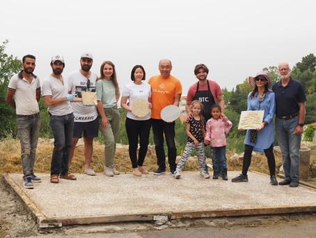 Весенняя Школа красивого и прочного бетона 2021 в Ливане