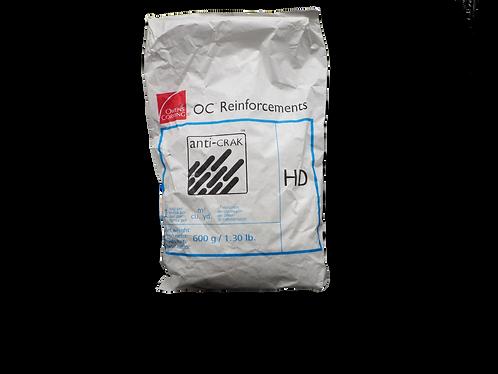 Стеклофибра anti-crak HD 12 мм, 600гр