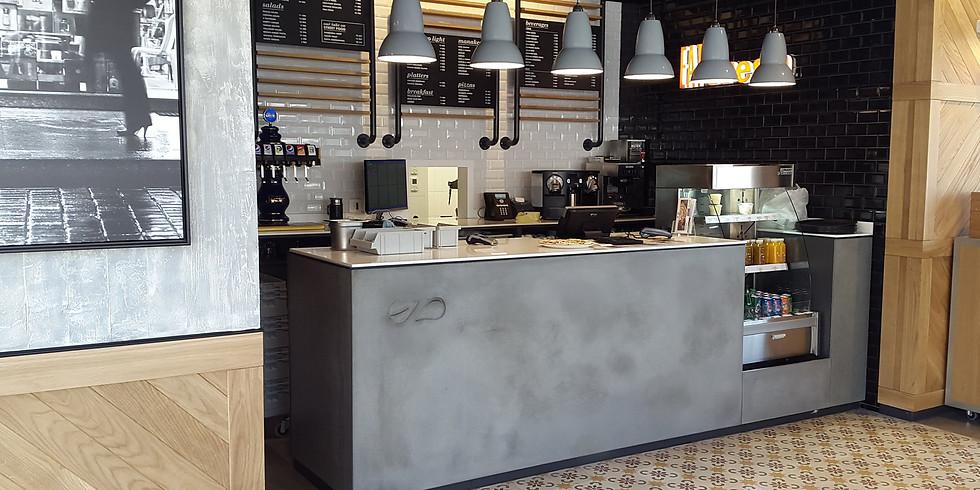 Мастер-класс: Восточная кухня. Рецепты красивого и прочного бетона.