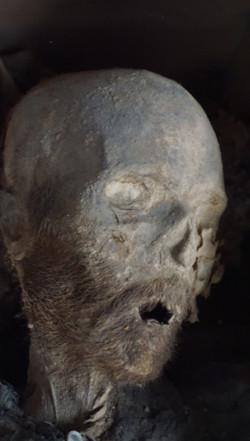 Huejotzingo Mummy