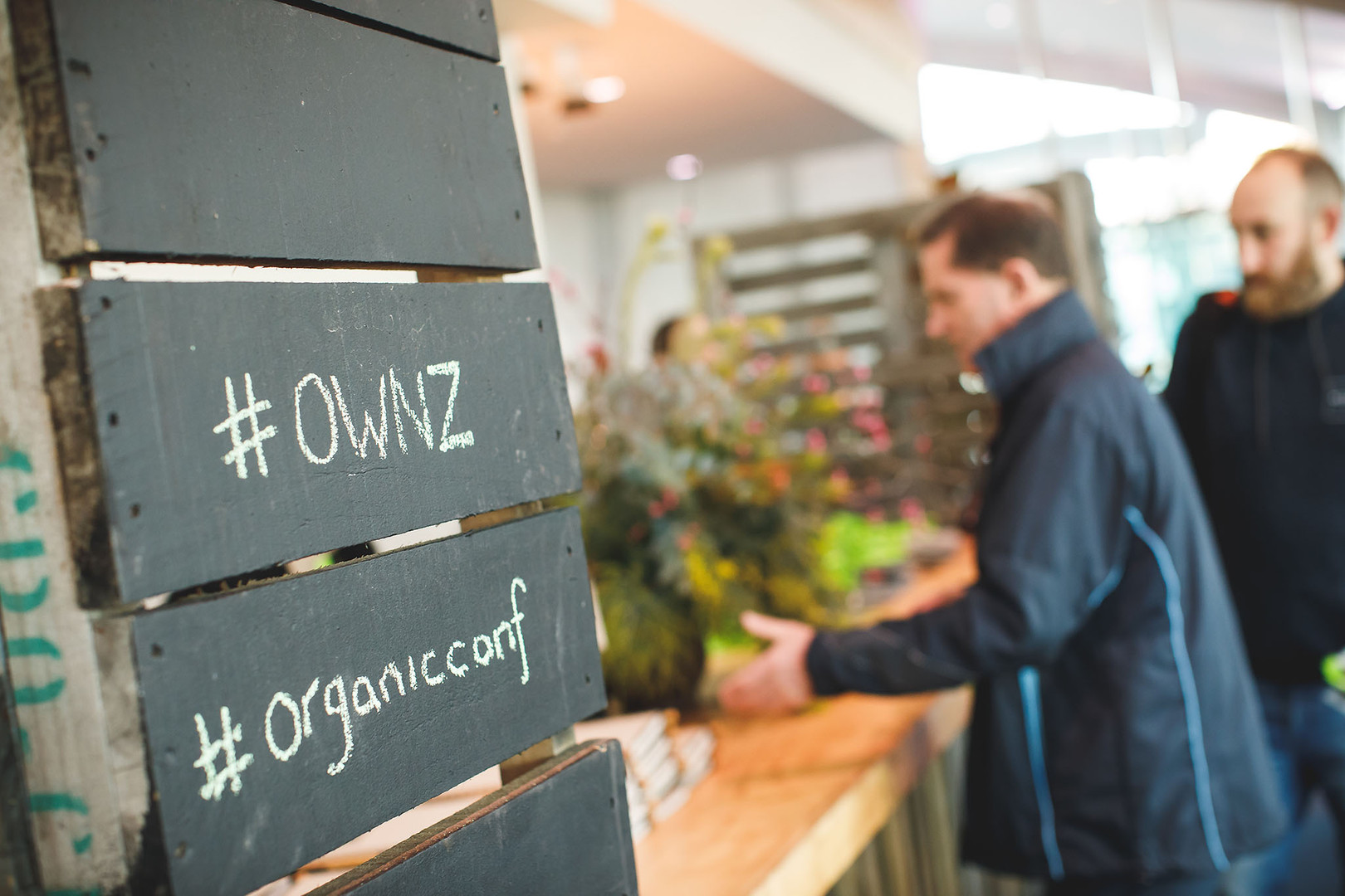 The OWNZ conference