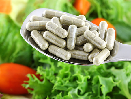 THESE VITAMINS CAN HELP YOU REACH YOUR 'GENETIC POTENTIAL'
