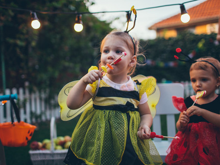 HALLOWEEN SAFETY AND NUTRITION TIPS