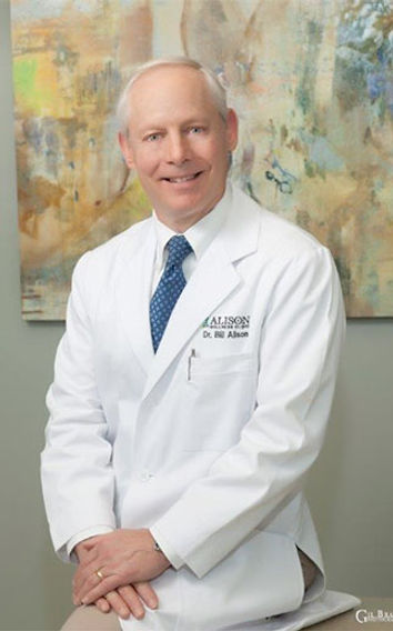 Dr. Bill Alison, Alison Wellness Clinic, Huntsville Alabama
