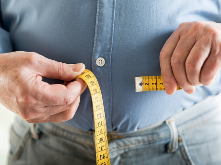 OBESITY IS HARD ON YOUR BODY AND YOUR MIND