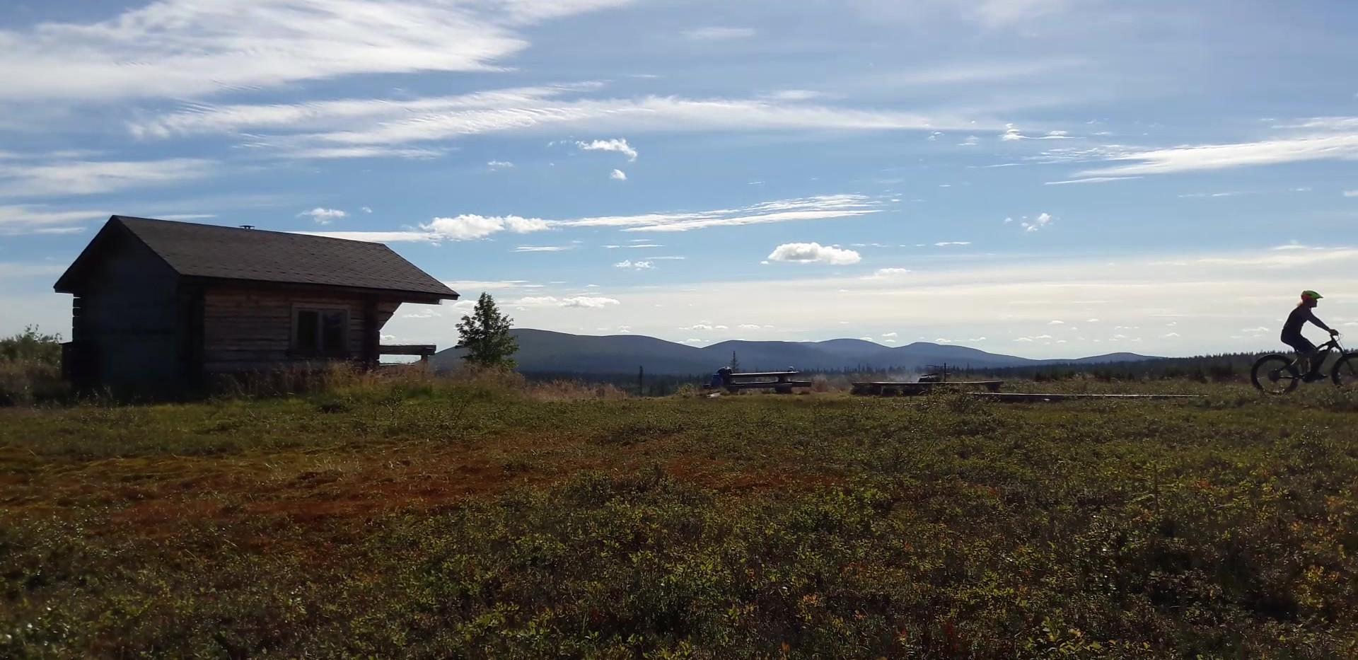 Pahakuru wilderness hut