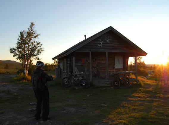 Tappuri wilderness hut