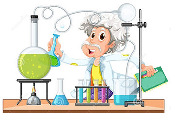 de-oude-wetenschapperwerken-laboratorium