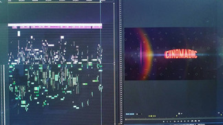 Cinomadic enjoys deep expertise in post production and editing. This is an Adobe Premiere timeline showing a finished edit.