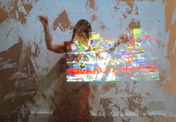 Dialogue en mouvement - Recherche en cours - Emmanuelle Rigaud et Catherine Aznar