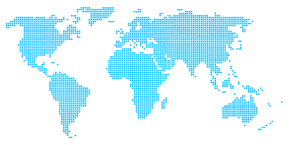 Mapa do Mundo Digital