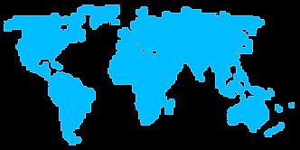 Expéditions dans le monde entier