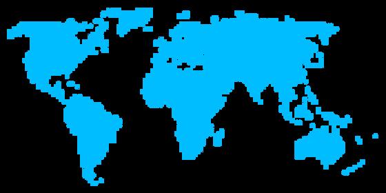 數字世界地圖