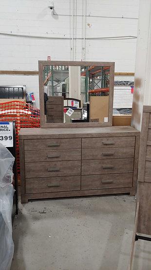 Ashley Culverbach Dresser & Mirror (NEW-IN-BOX)