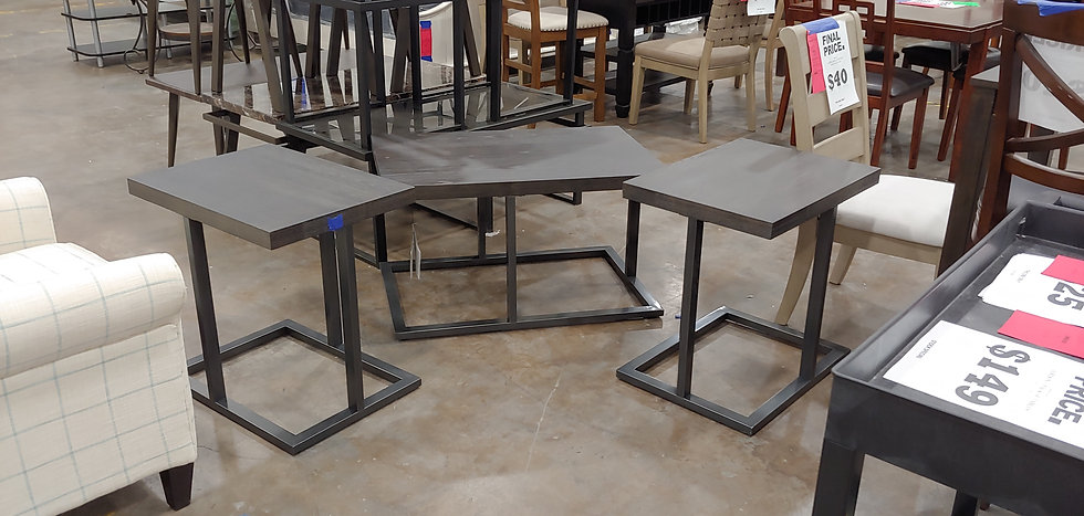 Ashley Airdon 3 Pack of Tables