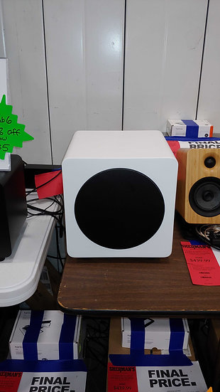 Kanto Sub8 White or Black (STOCK SPECIAL)