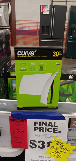 Mohu Curved Antenna - 30 Mile Range (STOCK SPECIAL)
