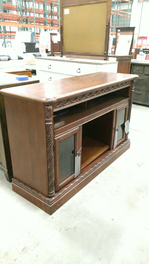 Ashley North Shore Large Tv Stand 31593