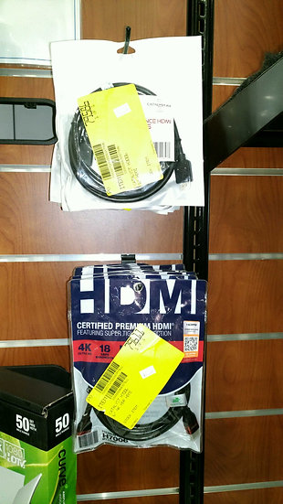 HDMI Cables starting at $9.99 (STOCK SPECIALS)