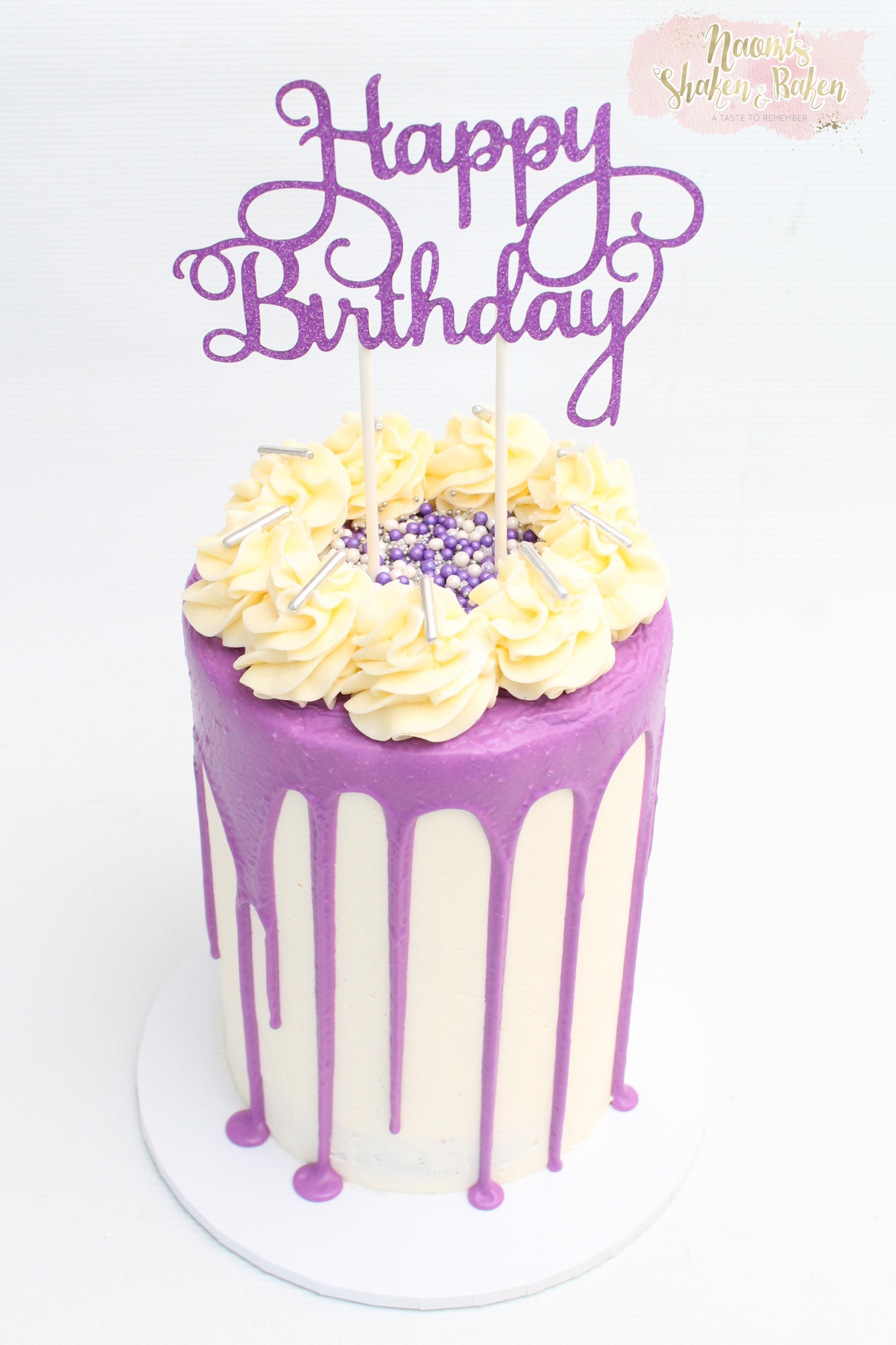 Birthday Cake Morayfield