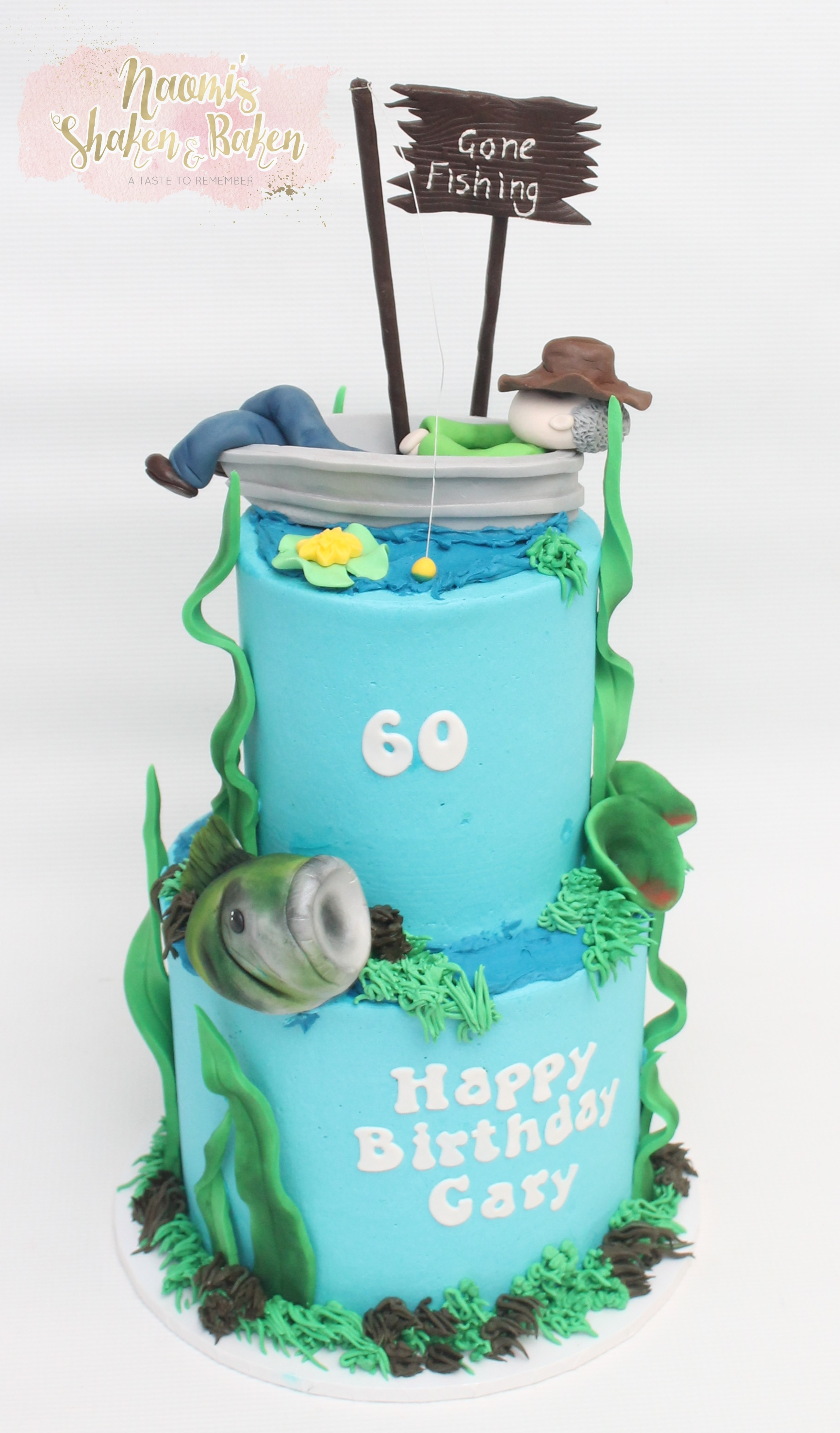 Fishing cake Caboolture
