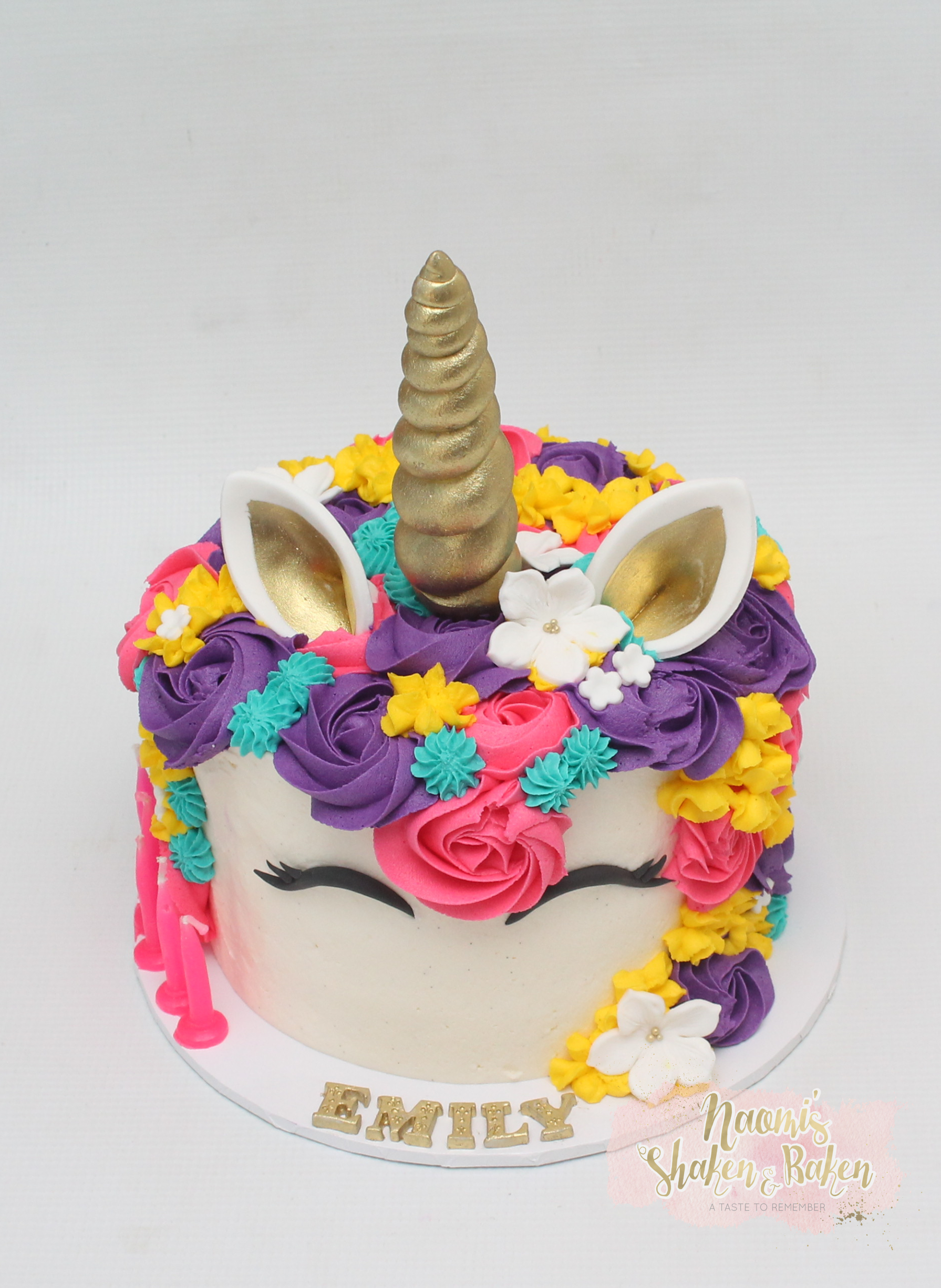 Unicron Cake