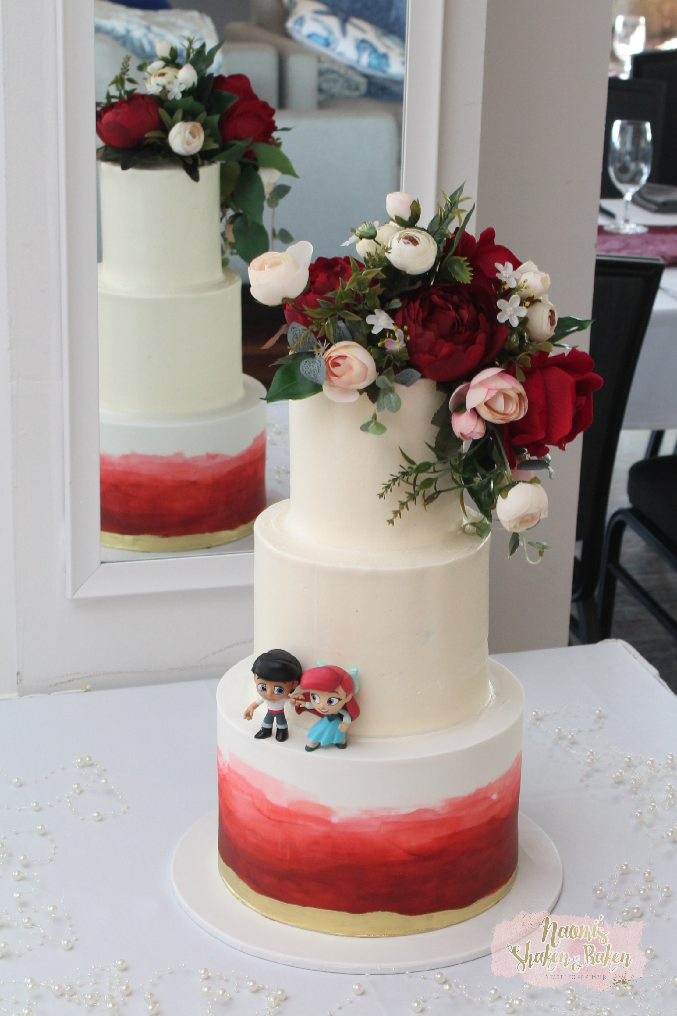 Wedding Cake Bribie Island
