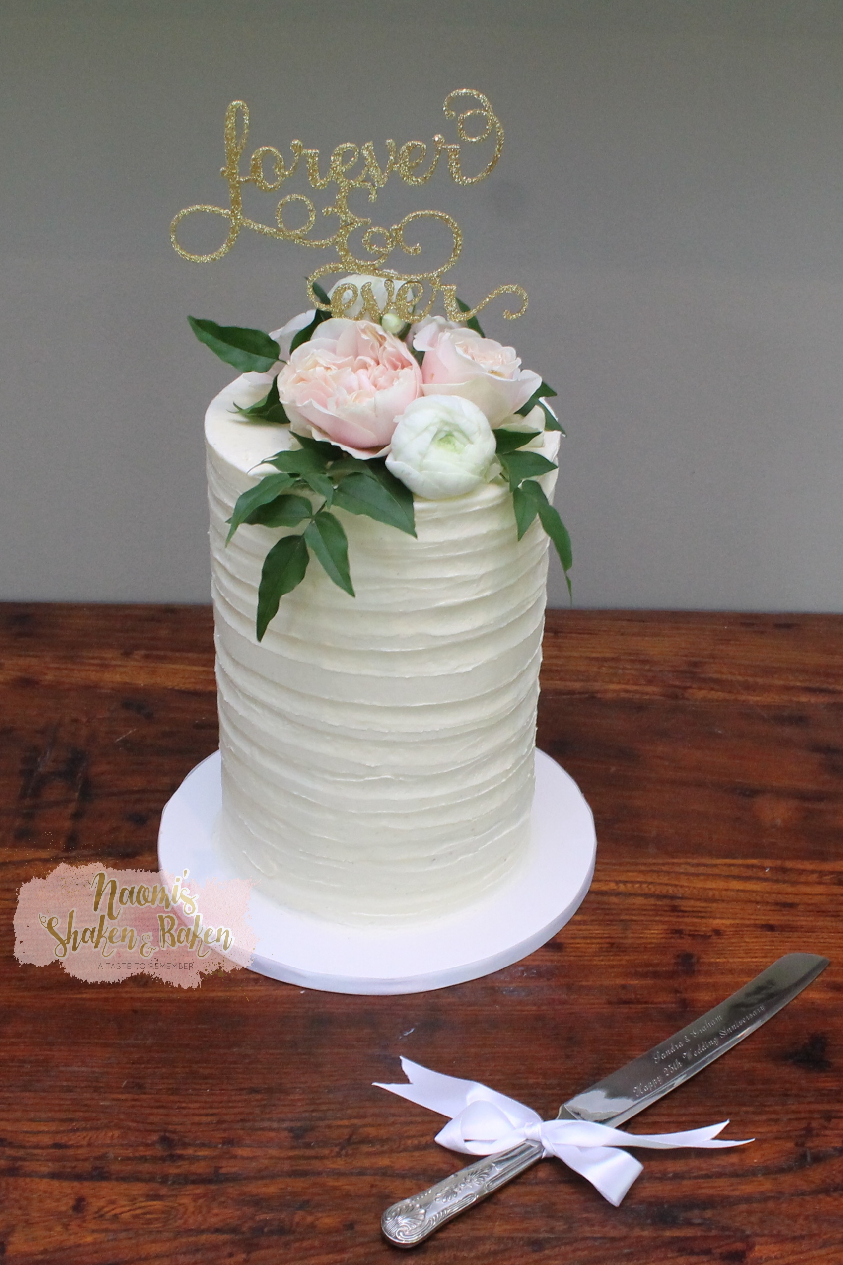Wedding Cake Double Barrel